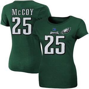 sale retailer cbf62 1a0f8 Details about LeSean McCoy #20 Philadelphia Eagles Ladies Jersey Shirt Plus  Sizes Green NFL
