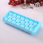 Silicone Ice Cube Tray Freeze Mould Maker Bar Jelly Pudding Chocolate Mold Tool