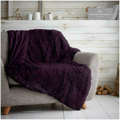 Comfortable Hug /& Snug Throws Cover Soft Fleece Warm Cosy Blanket Bed Sofa
