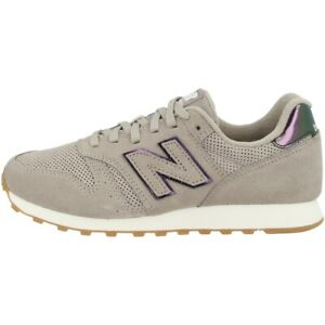Details about New balance Wl 373 Wnf Women Shoes Women's Retro Casual Trainers Grey WL373WNF