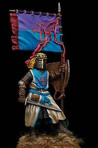 Cavaliere-Ordine-di-Calatrava-Figurino-Dipinto-a-Mano-Scala-54mm
