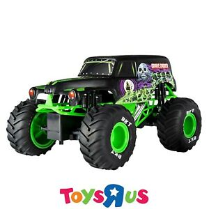 Spin Master Monster Jam 1:15 Scale Grave Digger RC Truck