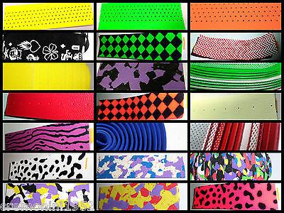 Nastro manubrio bici Bike Ribbon cork gel bar tape bike vari colori