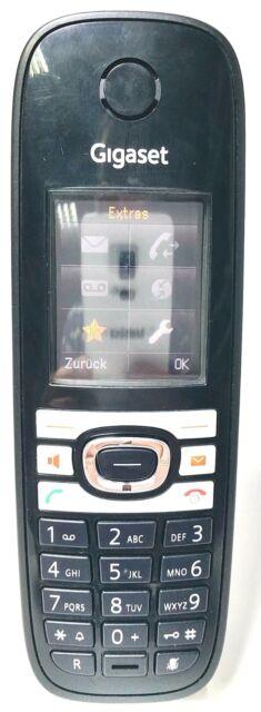 Gigaset C59h C610 Mobilteil C590 C595 kompatibel zu C610 C610H C610A+Neue Akkus!