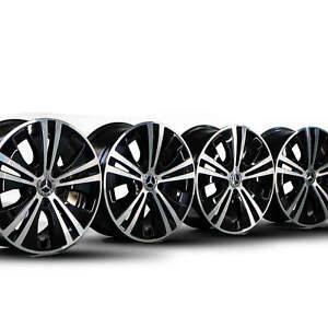4x-Mercedes-17-Zoll-E-Klasse-Felgen-W213-S213-C238-Alufelgen-A2134015100-NEU