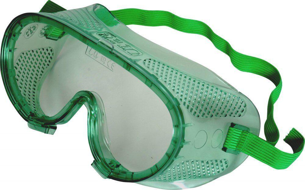 Uci SG231 Diretto Ventilazione Safety Goggle Protezione Occhi Paia - 1,6 o 12 Paia Occhi c57690