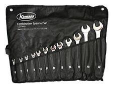 Kamasa 55993 Spanner Set 12pc in un tubo