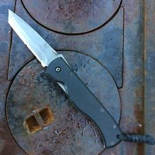 Benchmade 975sbt Folding Knife Emerson Design  ATS -34 Used