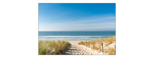 Fabelhafte VLIES FOTOTAPETE XXL Strand Wellen Sand Dünen MEER 8669 Wohnzimmer