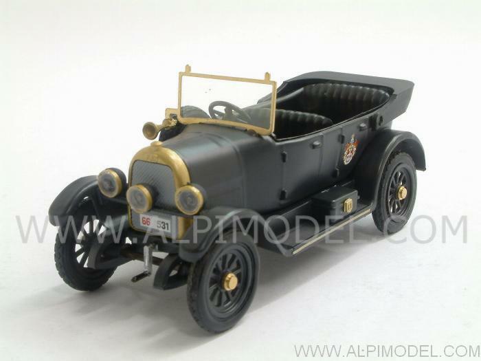 Fiat 501S Saetta del Re 1915 18 1 43 RIO 4317