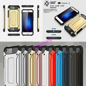 low priced 9a8c0 f71ac Shockproof Bumper Armor Rubber Hybrid Hard Case Cover for XiaoMi Mi5 ...