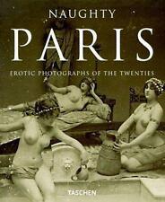 Albums: Naughty Paris : Erotic Photos of the 20's by M. Koetzle (1997, Paperbac