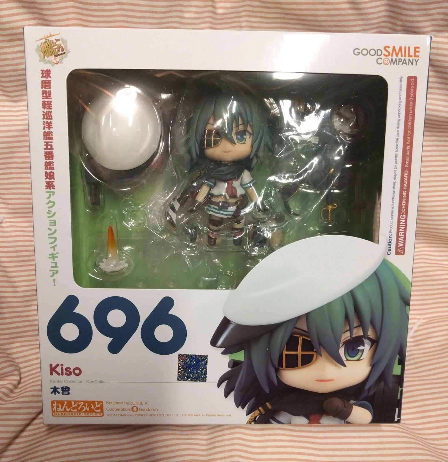 Nendoroid 696 Kantai Collection KISO Action Figure Good Smile Company F/S
