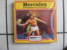 Herkules -Untergang von Atlantis-Super 8mm Film - 66  meter,ton,color