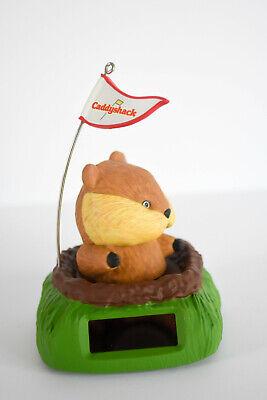 Hallmark 2015 Go Gopher Go Caddyshack Magic Ornament