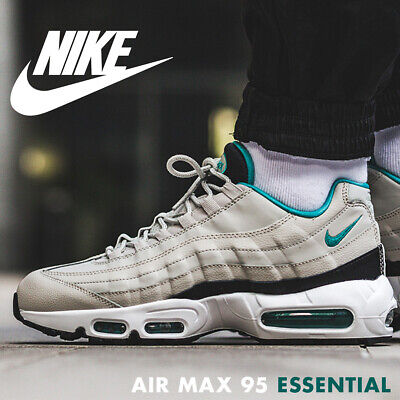 NEW IN BOX NIKE AIR MAX 95 ESSENTIAL TRAINERS SHOES SNEAKERS MEN LIMITED EDITION   eBay