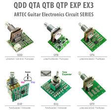ARTEC Guitar Electronics Circuit SERIES QDD QTB QTA QTP EXP EX3