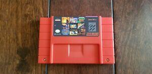 100-in-1-NINTENDO-SNES-Best-Games-Cartridge-16-Bit-Multicart-NTSC-US-SELLER
