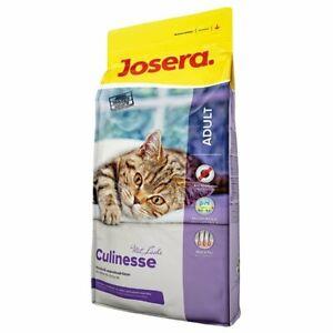 7,75 € / kg Josera Culinesse nourriture pour chat Pattes de velours sophistiquées saumon 2x 2kg