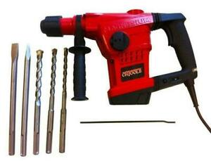 NDUSTRIAL GRADE  SDS-MAX Rotary Hammer Drill     Special Price  Regular Price $499 - Now $250 Ontario Preview