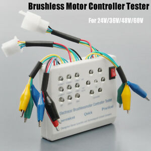 24V-36V-48V-60V-Electro-Car-E-bike-Scooter-Brushless-Motor-Controller-Tester