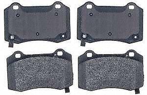 ACDelco Pro 19137368 Rear Disc Brake Pad Set CTS-V Camaro