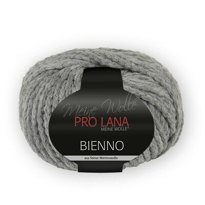ca Farbe 80-50 g 90 m Wolle BRUSH von PRO LANA