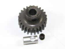 """NEW GDS Racing M0.8 26T Pinion Gear Steel For 1/8"""" 3.175mm and 5mm shaft"""