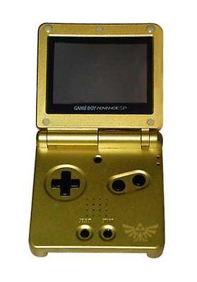 Nintendo Game Boy Advance Sp Legend Of Zelda Gold Handheld System For Sale Online Ebay