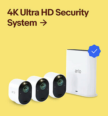 4K Ultra HD Security System