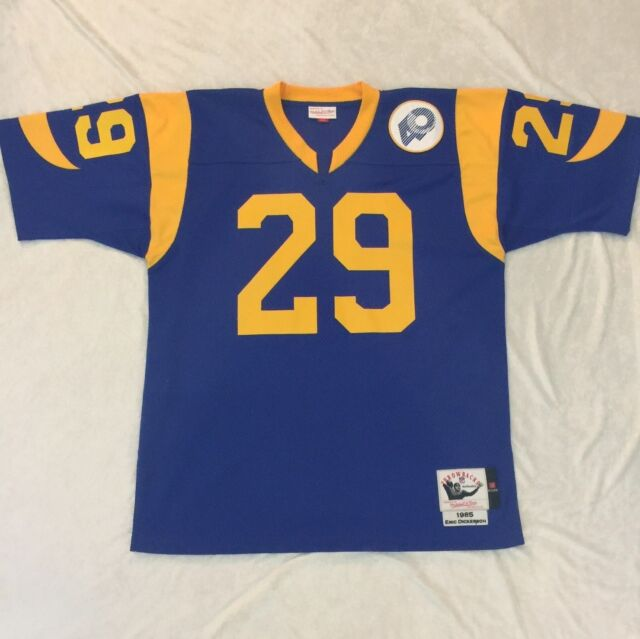 more photos 5dc49 7b13a Mitchell & Ness Los Angeles Rams 1985 Eric Dickerson Authentic Throwback  Jersey