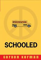 Schooled By Gordon Korman, (paperback), Disney-hyperion , New, Free Shipping on sale