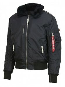 Jacket Negro Injector Bomber Alpha Men Industry Iii tSwq0t1Rx