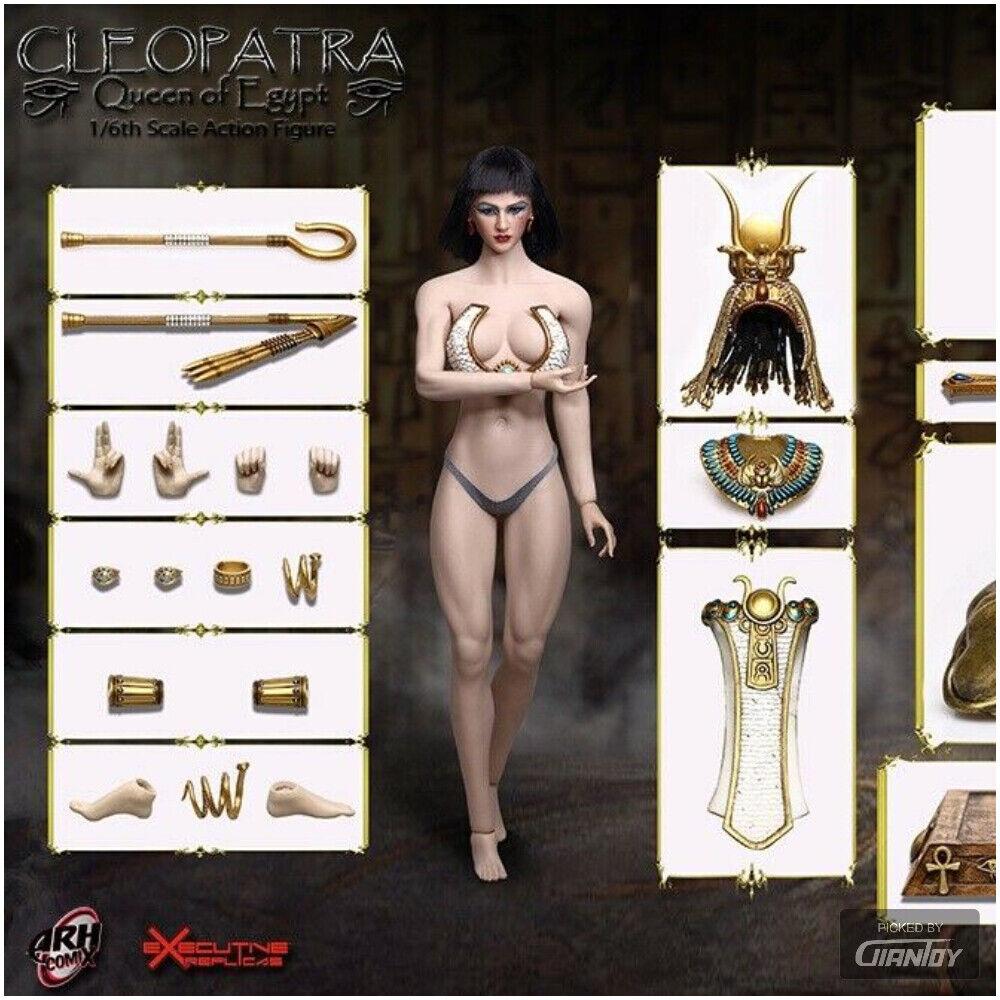 Pré-commande TBLeague PL2019-138 échelle 1 6 Cléopâtre reine d'Égypte Figurine