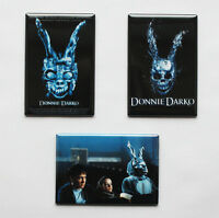 Donnie Darko - Movie Poster Magnets (book Toy Print Art Frank The Bunny Mask)