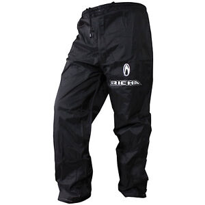 Apparel & Merchandise Pants Energetic Richa Rain Warrior Over Trousers Waterproof Motorcycle Bike Pants Jeans Black