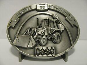 Case 580E Tractor Backhoe Loader Belt Buckle 1987 Parts