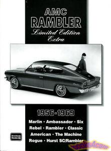 100% Vrai Amc Rambler Livre Omble De Terre Portfolio Rebel Classic Ambassador Marlin Rogue MatéRiaux De Choix