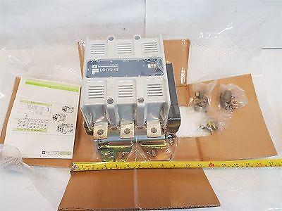 600VAC 300A 220-1000V 3ph New Telemecanique LC1-FJ-43 Contactor No Coil