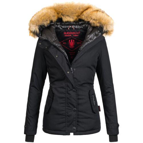 Xxl da Winter Navahoo Coat Jacket Laura2 eco Parka Luxury Warm donna pelliccia Giacca wCznqC