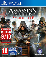 Assassin's Creed Syndicate (PS4) Excellent - 1st Class Delivery