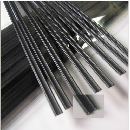"Black Plastic Ties 28cm Weststone 100pcs 11/"" Double Wire Heavy Duty"