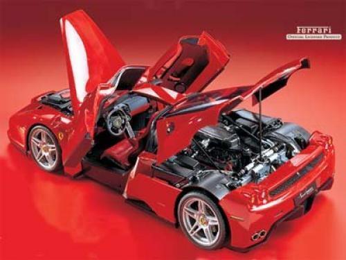 El ultimo 2018 Tamiya 1 12 Collector's Club Especial Enzo Enzo Enzo Ferrari Modelo 23205  tiendas minoristas