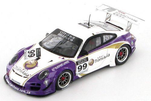 Porsche 997 GT3 Cup A.Imperatori  Macau GT Asia  2012 (Spark 1 43   SA024)