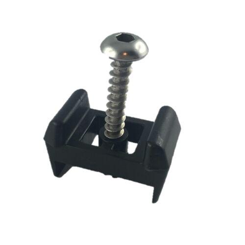 Pfosten-Reparatur-Set Gittermattenhalter Pfostenbock KU-Auflagebock