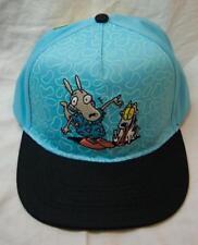 e4cd370a373 item 4 Nickelodeon BLUE ROCKO S MODERN LIFE BASEBALL HAT CAP Adjustable  1990 s NEW -Nickelodeon BLUE ROCKO S MODERN LIFE BASEBALL HAT CAP  Adjustable 1990 s ...