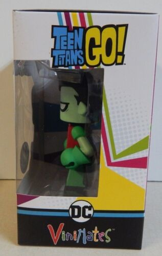 Diamond Select Vinimates DC Teen Titans Go Nibor Figure Series 2 TRU Exclusive