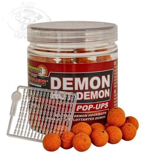 Starbaits Demon Hot Demon Pop Ups /& Dip