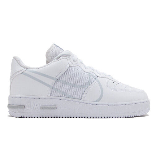 Size 11.5 - Nike Air Force 1 React White - CT1020-101 for sale ...