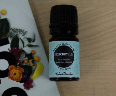 New Edens Garden Essential Oil Helichrysum Gymnocephalum 100 Pure 5ml 689999588623 Ebay